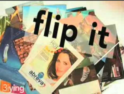 "Girls Give ""The Flip"""
