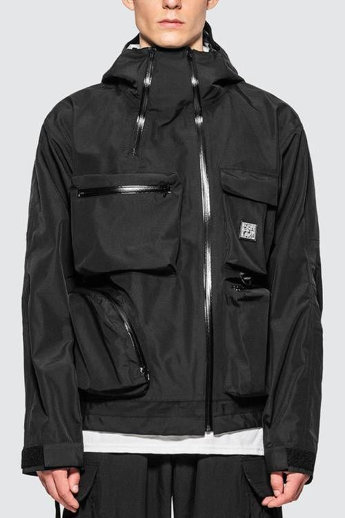 Custom Nylon Breathable Jackets