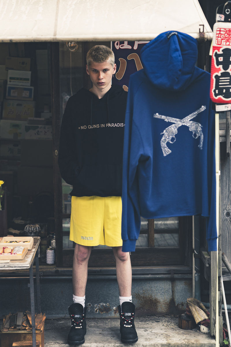Graphic-Heavy Spring Streetwear