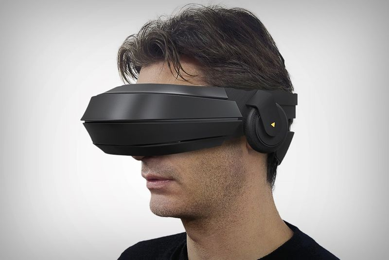 Streamlined All-in-One VR Headsets