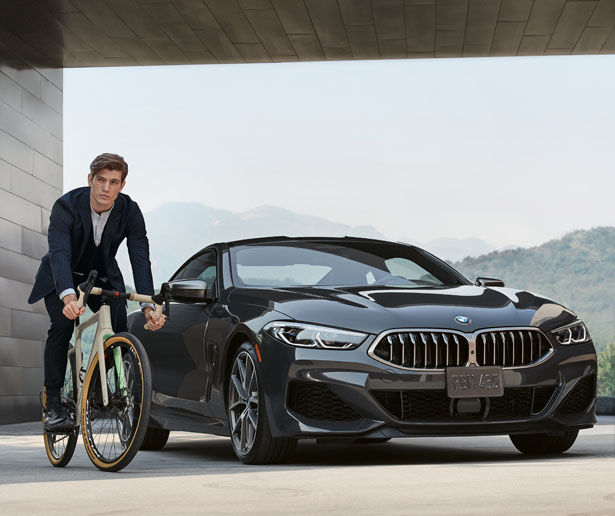 Luxury Car Brand Bicycles