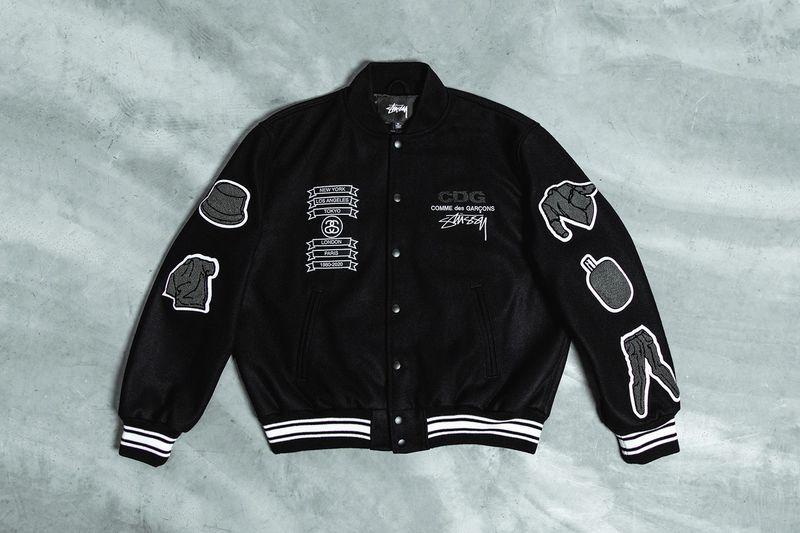Anniversary-Marking Varsity Jackets