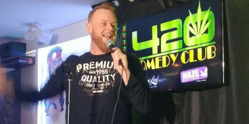Cannabis-Friendly Comedy Clubs