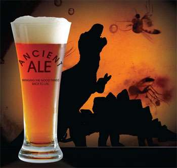 45 Million-Year-Old Beer