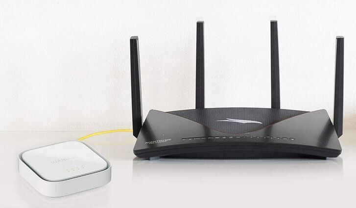 4G Rural Home Modems