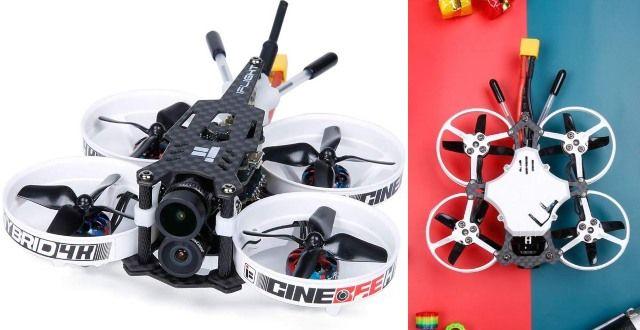 4K Streaming Racer Drones