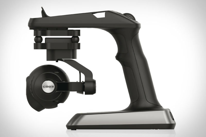 Steadying Handheld Gimbals