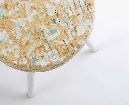 Eco-Decoupage Seating