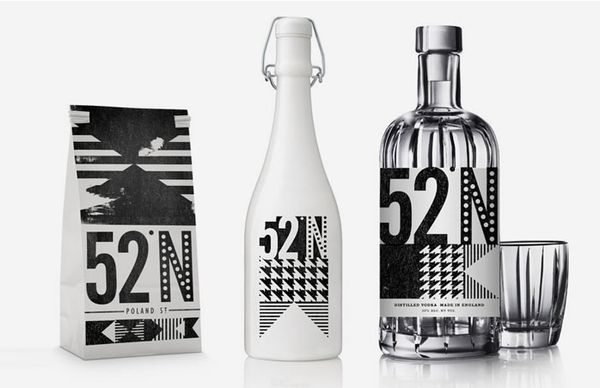 Bold Graphic Bottles