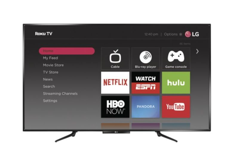 Collaboration Smart TVs