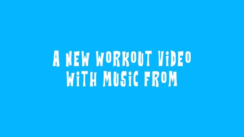 Broadway Workout Videos