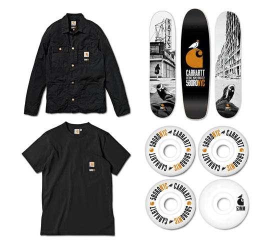 Tri-Hued Skater Gear