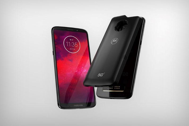 5G Smartphone Modifications