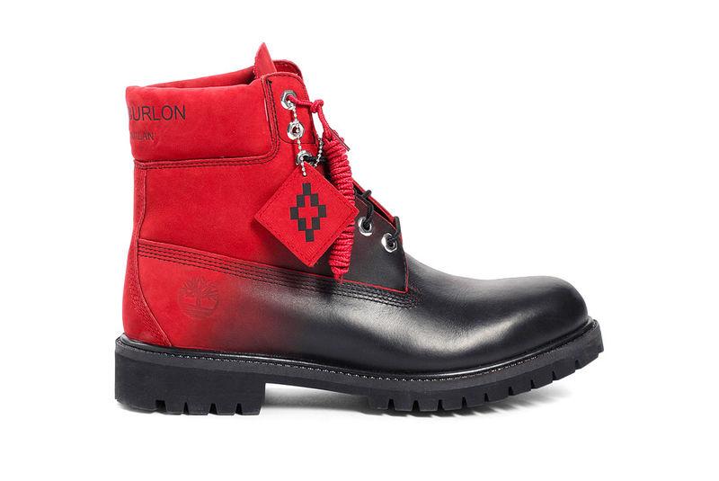 Gradient Tonal Grungey Boots
