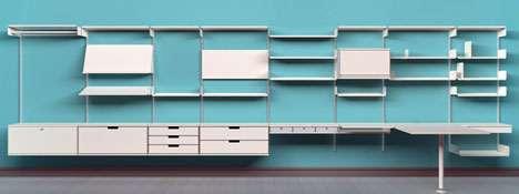 Celebratory Retro Cabinets