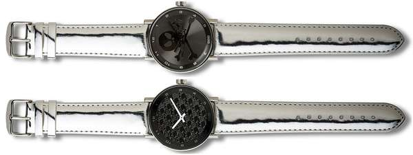 Scary Skeletal Timepieces