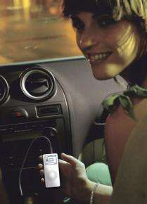 70 Percent of New Cars to include iPod Integration