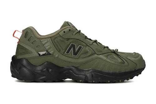 Understated Sturdy Sneakers