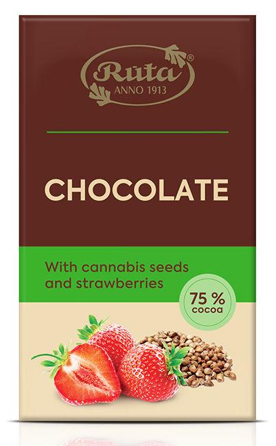 Cannabis Seed Chocolates