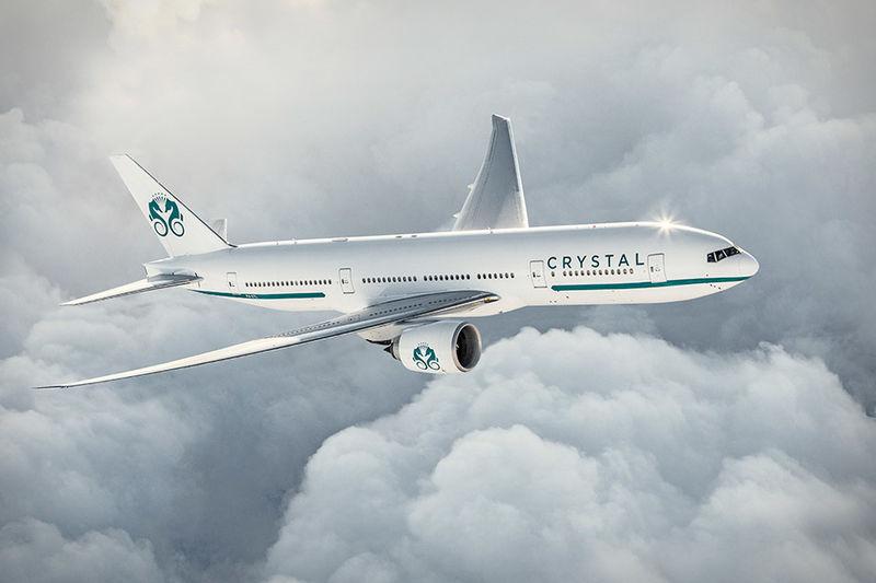 Luxury Airline Cruises