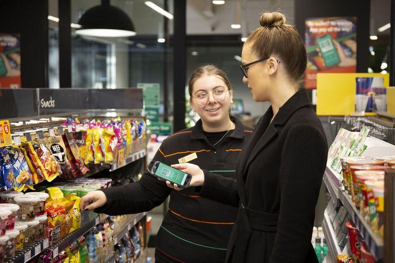 Cashless Convenience Stores