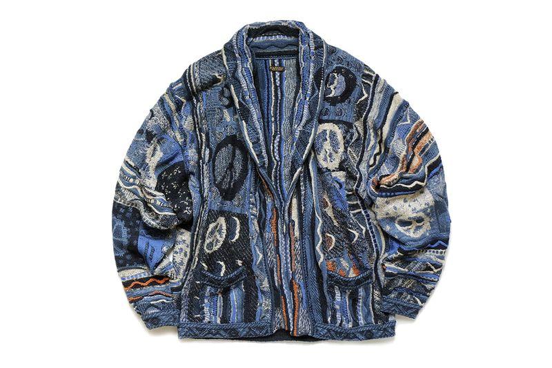 Chunky Patterning Knit Cardigans
