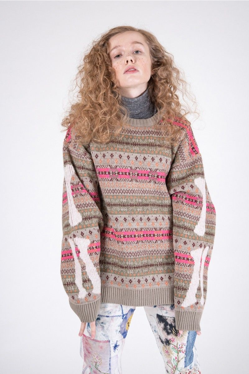 Halloween-Themed Cozy Knitwear