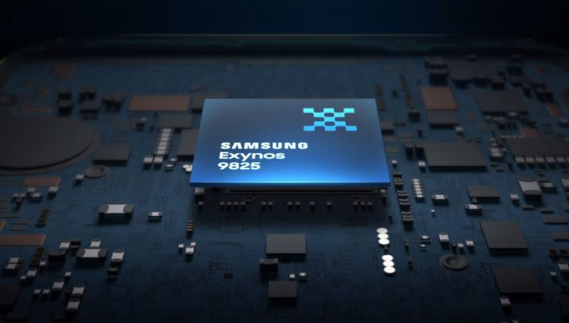 Silicone-Manufactured Smartphone Chips