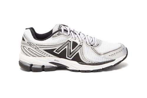 Retro Monochromatic Sneakers