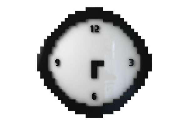 Minimalist Pixel Time Tellers
