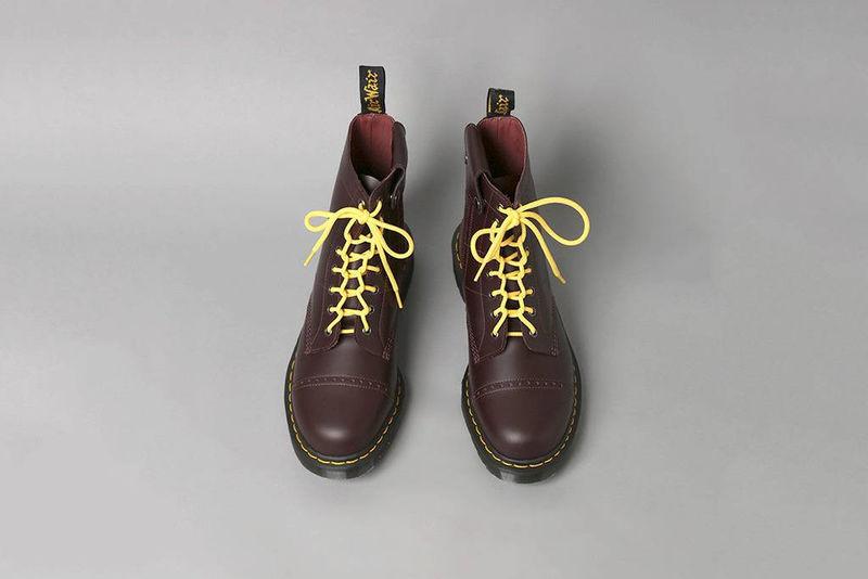 Militaristic Stitched Boots