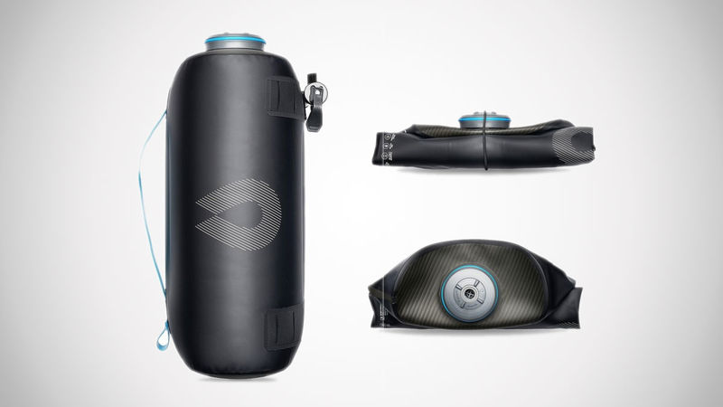 Collapsible Oversized Water Bottles
