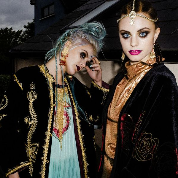Enchantingly Witchy Editorials