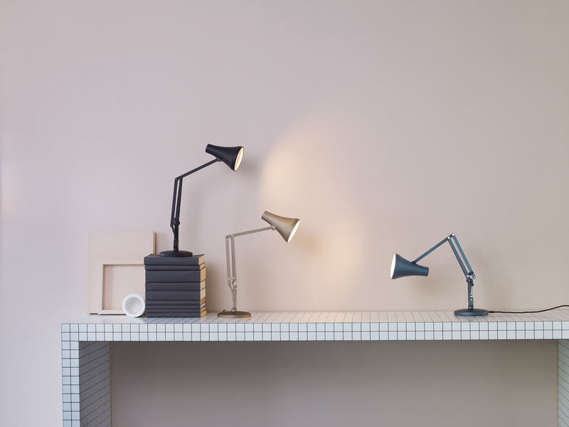 Small Low-Energy Desk Lamps