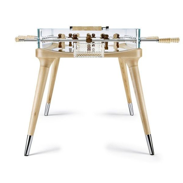 Crystal-Ornamented Recreation Tables
