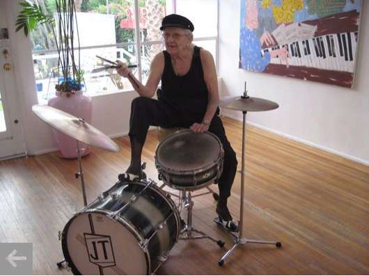 Geriatric Girl Power: 91-Year-Old Rocker Leads Band of