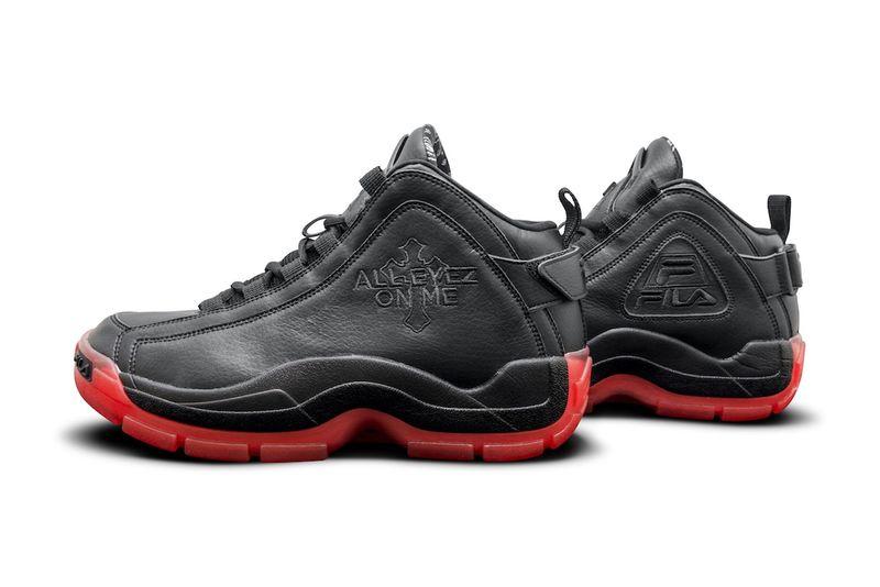 Rap Legend-Inspired Sneakers