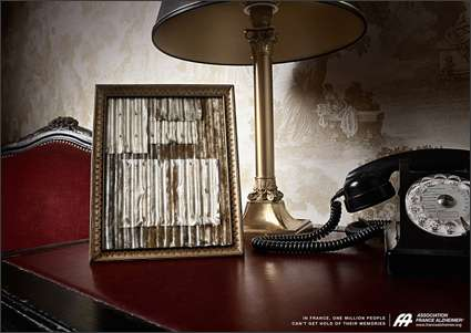 Powerful Alzheimer's Ads