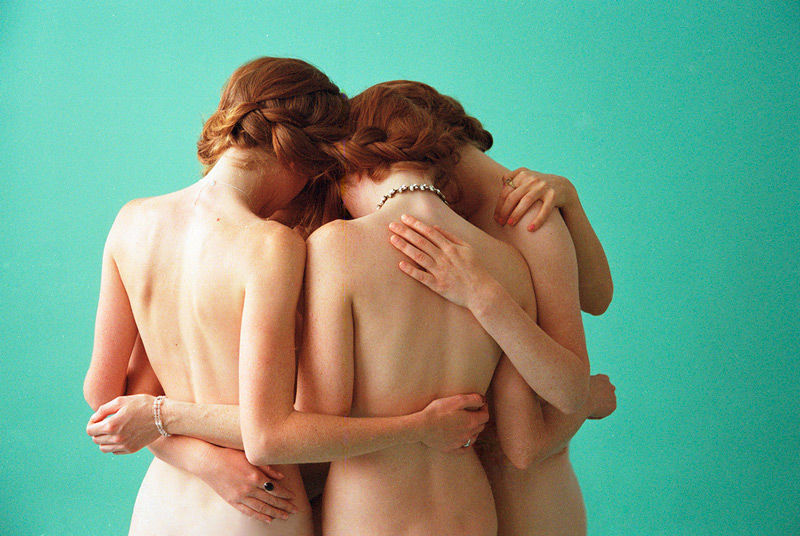 Poignant Nude Portraits