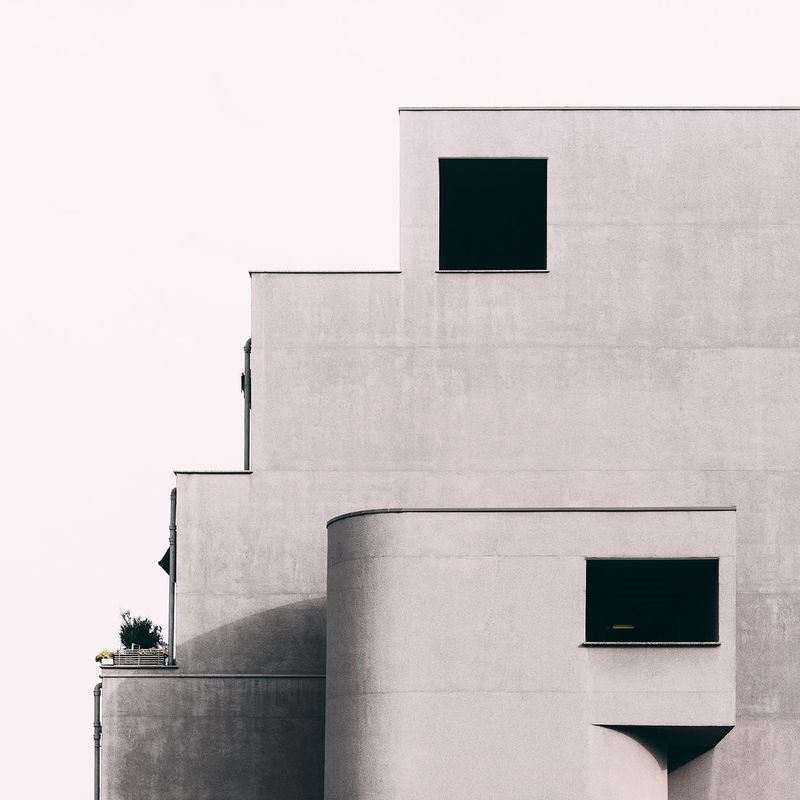 Contemplative Architecture Photography