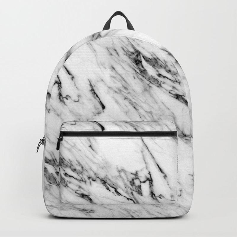Artist-Designed Backpacks