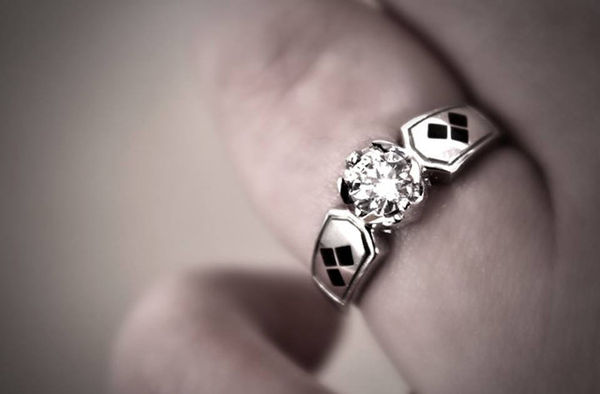 Geeky Villain Engagement Rings