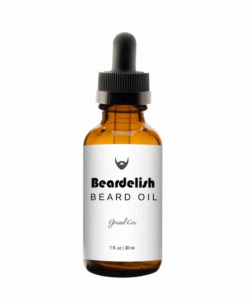 Plant-Based Beard Growth Oils