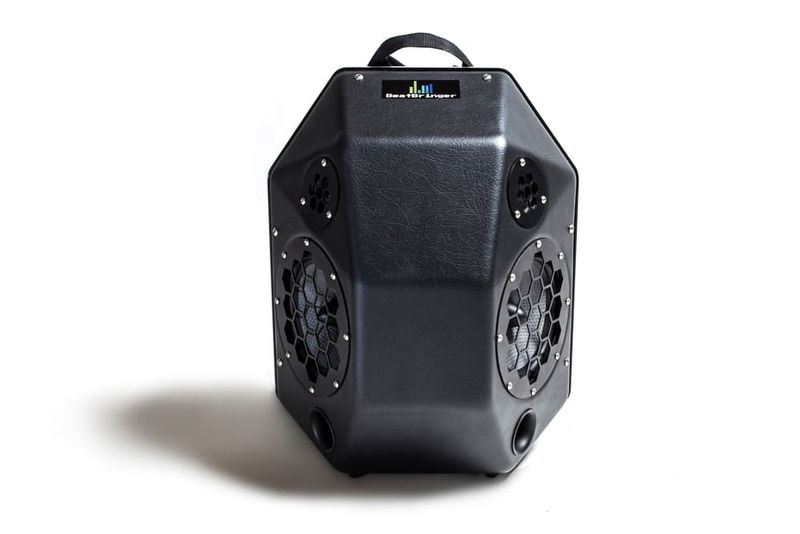 Powerful Portable Boomboxes