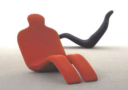 Anthropomorphic Chairs