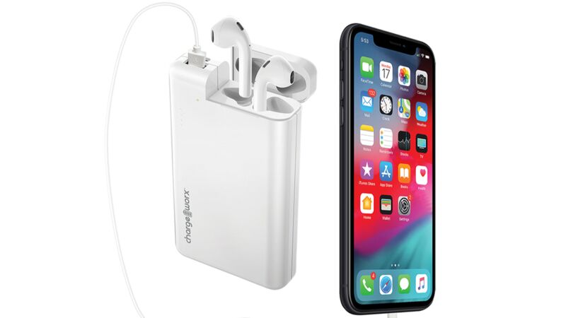 2-in-1 Portable Power Banks