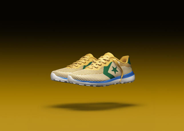 Modernized Running Shoes
