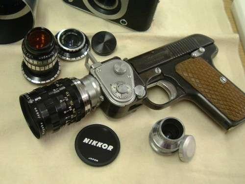 Pistol Cameras