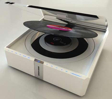 Vinyl-Friendly CD Players
