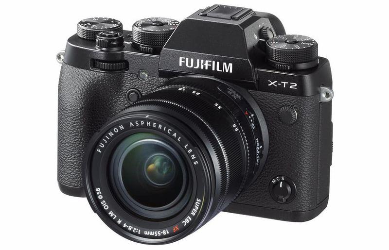 Mirrorless 4K Cameras